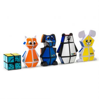Rubik's Junior Complete Collection