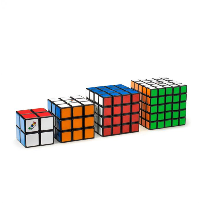 Rubik's Cube Family Collection