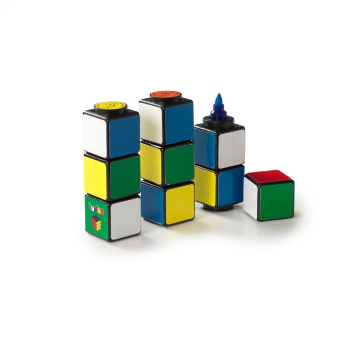 Rubik's Magnetic Highlighter set