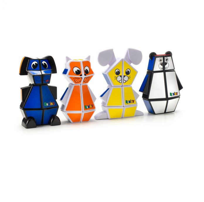 Rubik's Junior Animal Collection