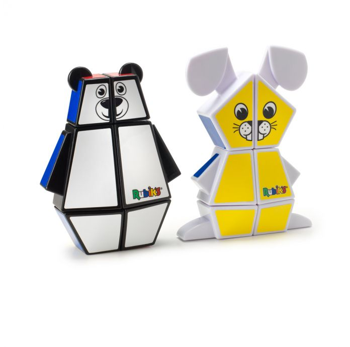 Rubik's Junior Bear and Bunny